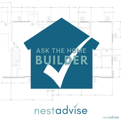 ask the home builder